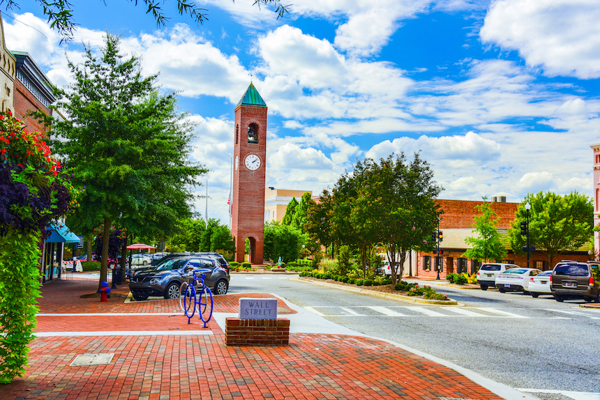 Why We're Keeping Our Eye on Spartanburg